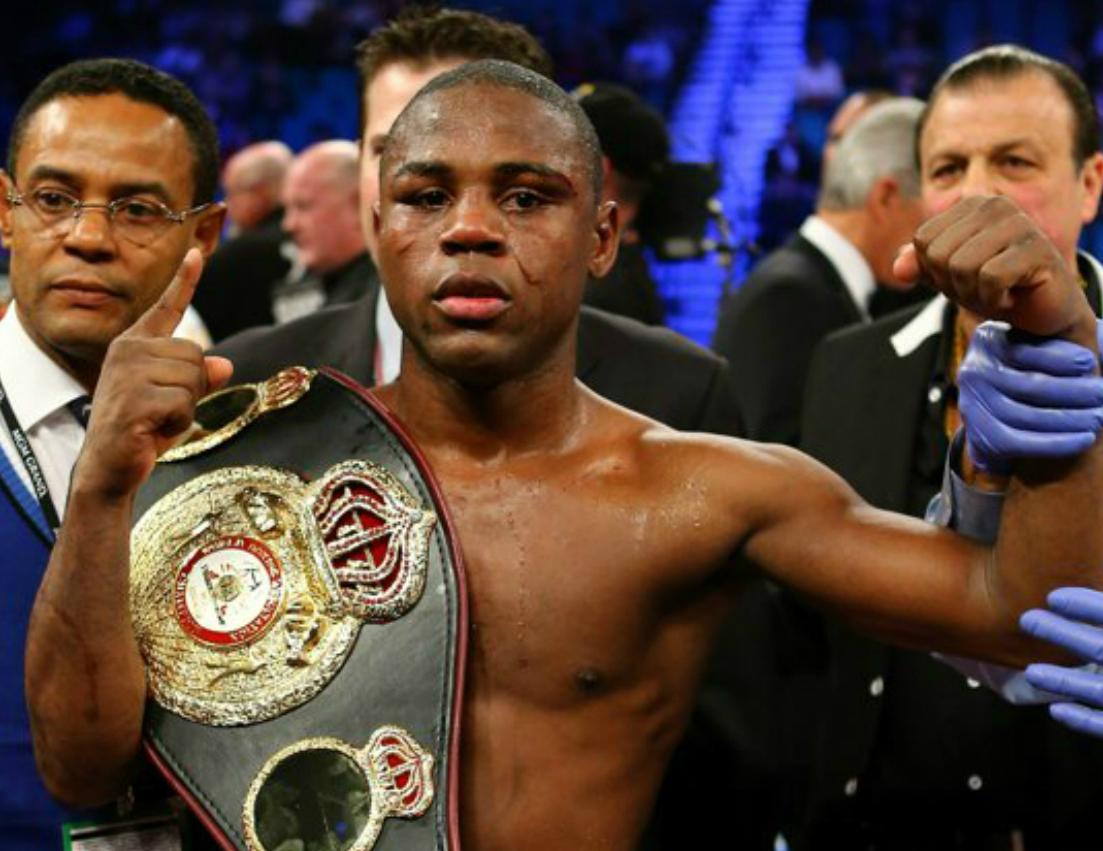 campeones mundiales de boxeo:
